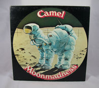 Camel - Moonmadness LP, Prog Rock, EXC vinyl