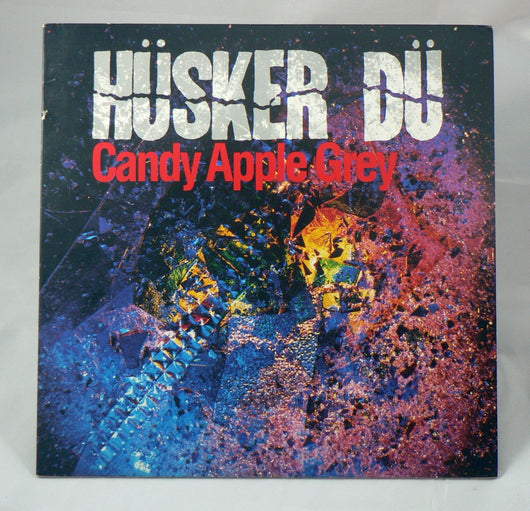 Husker Du - Candy Apple Grey LP, 1st Pressing, EXC