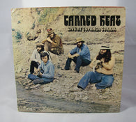 Canned Heat - Live at Topanga Corral LP, 1970 Blues Rock, EXC Vinyl