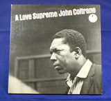John Coltrane - A Love Supreme LP, 1965 Mono Canadian Import, 1st Press