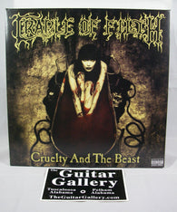 Cradle Of Filth - Cruelty And The Beast Double LP, UK Import, Numbered Limited Edition, NM- Vinyl