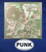 Cramps - Off The Bone LP, Sealed