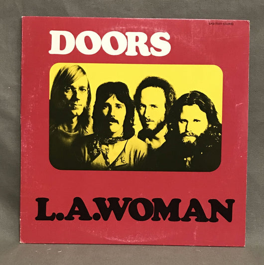 The Doors- L.A. Woman LP