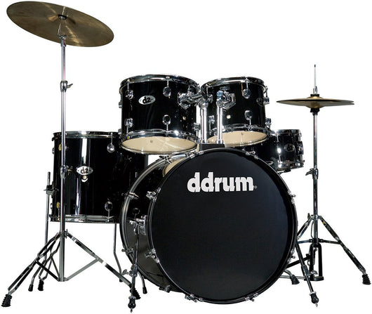 ddrum D2 Complete 5 Piece Drum Set, CLOSEOUT, (Available for in store purchase only)