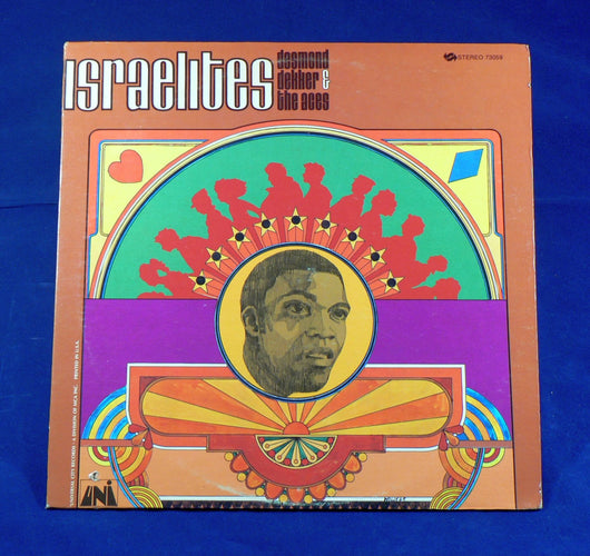 Desmond Dekker & The Aces - Israelites LP