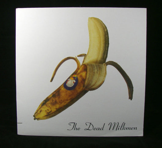 Dead Milkmen - Smokin' Banana Peels LP, 1989 Punk, 1st Press, NM Vinyl
