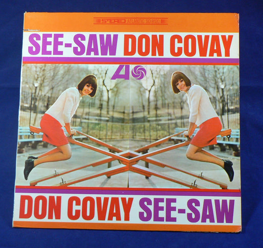 Don Covay - See-Saw LP, 1st Pressing