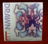 Brian Eno & J. Peter Schwalm - Drawn From Life Double LP, Limited Edition, Import