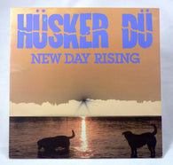 Hüsker Dü ‎– New Day Rising LP, 1st Pressing