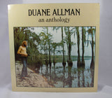 Duane Allman - An Anthology Double LP Set with Booklet, 1972 1st Pressing, Mint, Sealed