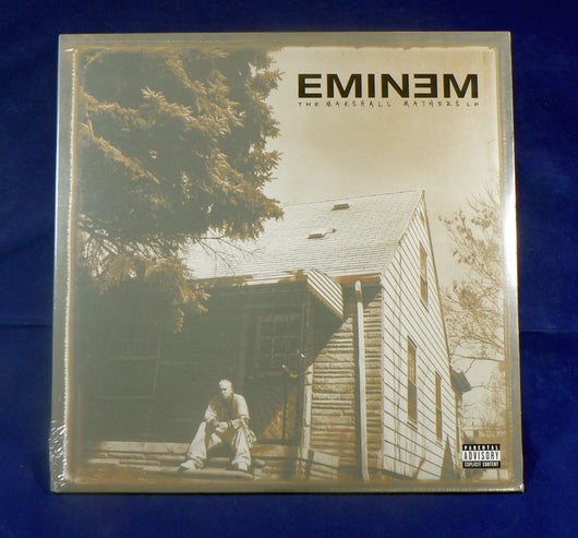 Eminem - The Marshall Mathers LP, Double LP, New