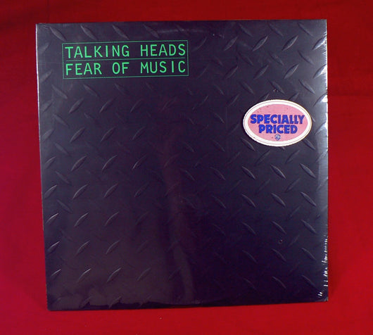 Talking Heads - Fear Of Music LP, Sealed