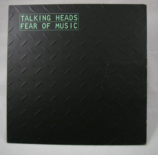 Talking Heads - Fear Of Music LP, 1st Pressing