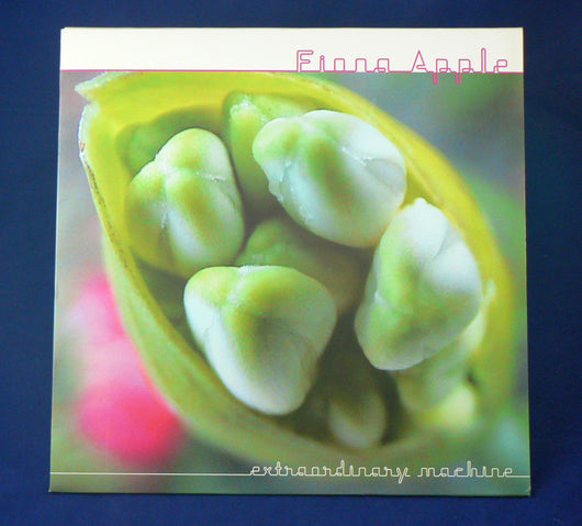Fiona Apple - Extraordinary Machine Double LP, 1st Pressing, NM