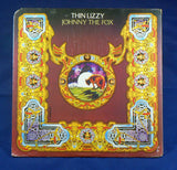 Thin Lizzy - Johnny The Fox LP, Sealed 1st Pressing