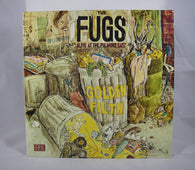 Fugs, The Fugs - Golden Filth LP, Reissue, NM Vinyl