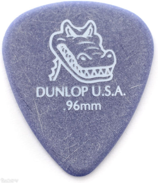 Dunlop Gator Grip Picks 12 Pack