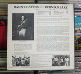 Danny Gatton - Redneck Jazz LP, NM Colored Vinyl