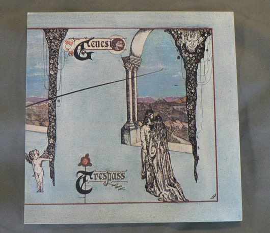 Genesis - Trespass LP, Japanese Import