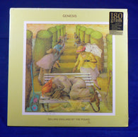 Genesis - Selling England By The Pound LP, Sealed 180 Gram Reissue
