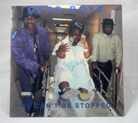 Geto Boys - We Can't Be Stopped LP, 1st Press