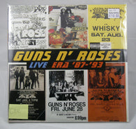 Guns N' Roses - Live Era '87-'93 4 LP Set, Sealed