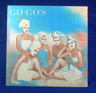 Go-Go's - Beauty And The Beat LP, Sealed 1st Pressing