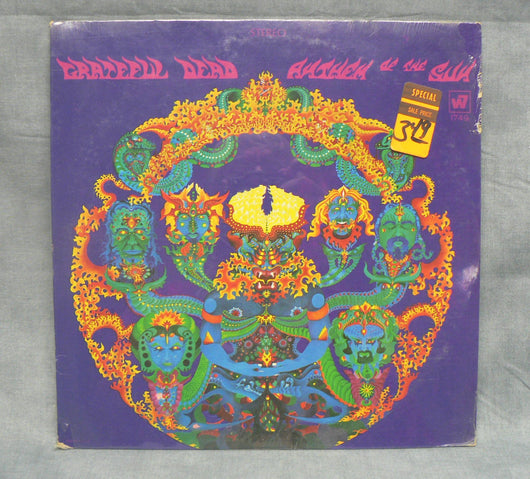 Grateful Dead - Anthem Of The Sun LP, Early '70s Pressing, Sealed