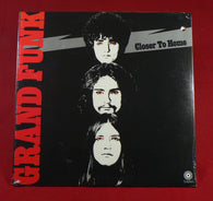 Grand Funk - Closer To Home LP, Sealed
