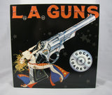 L.A. Guns - Cocked & Locked LP, Club Version on Vertigo Label, MN Vinyl