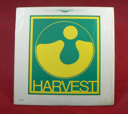 Pink Floyd, Kate Bush, Wire, etc. - Harvest Sampler Promo LP