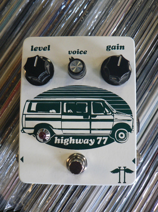 Heavy Electronics Highway 77 Distortion Pedal, Closeout Special!