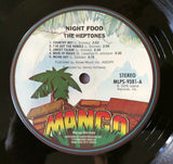 Heptones - Night Food LP, Near Mint 1st Pressing