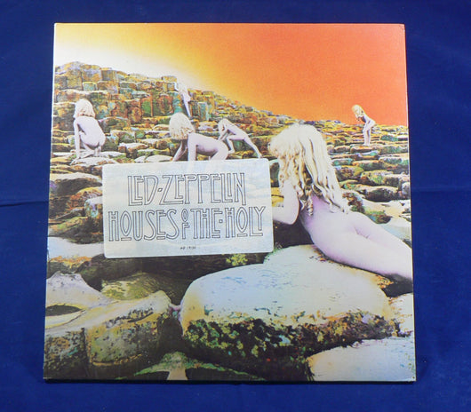 Led Zeppelin - Houses Of The Holy LP, Sealed