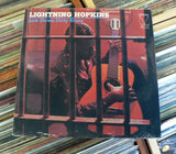 Lightning Hopkins - Low Down Dirty Blues LP, Sealed Reissue
