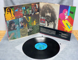 Frank Zappa Hot Rats LP, 1st Pressing, EXC