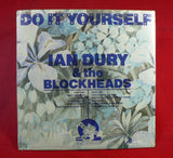 Ian Dury & The Blockheads - Do It Yourself LP, Sealed, Wallpaper Cover