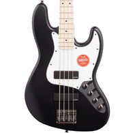 Squier Contemporary Active Jazz Bass Flat Black