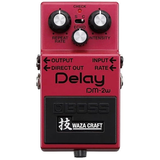 Boss DM-2W Waza Craft Analog Delay