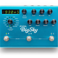 Strymon Big Sky Reverb Pedal [Available In-Store Only]