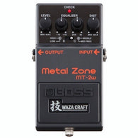 Boss MT-2W Waza Craft Metal Zone