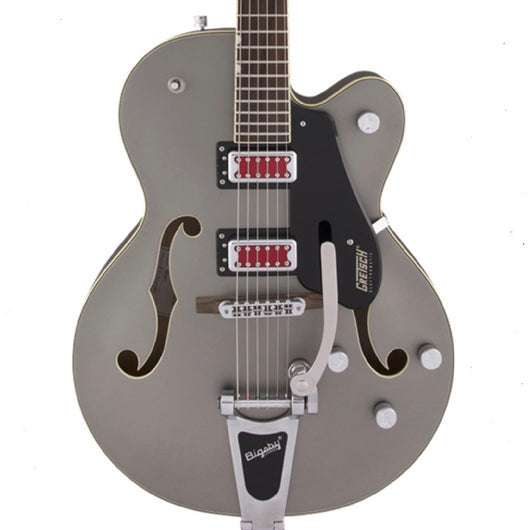 Gretsch G5410T Electromatic Rat Rod Satin Phantom Metallic