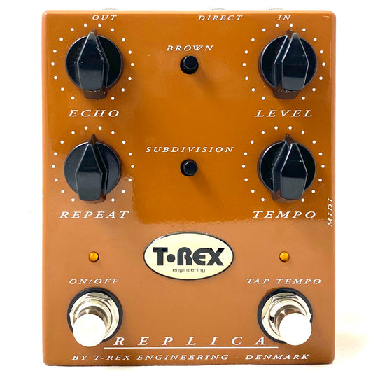 Pre-Owned T-Rex Replica Tape Delay