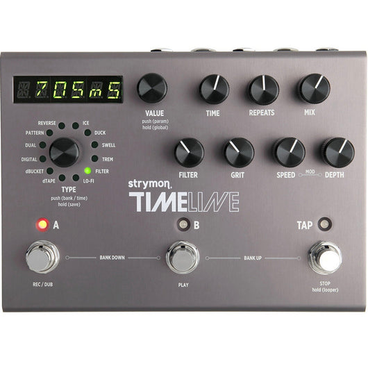 Strymon Timeline Delay [Available In-Store Only]
