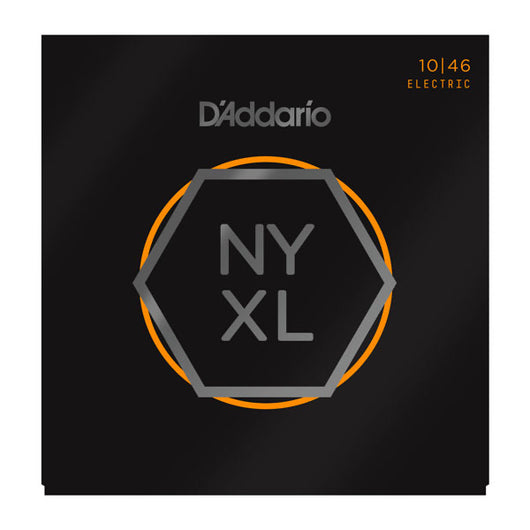 Daddario NYXL Electric Guitar Strings Multiple Gauges