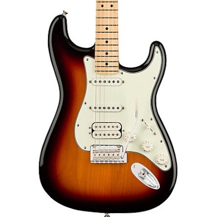 Fender Player Series Stratocaster HSS Sunburst