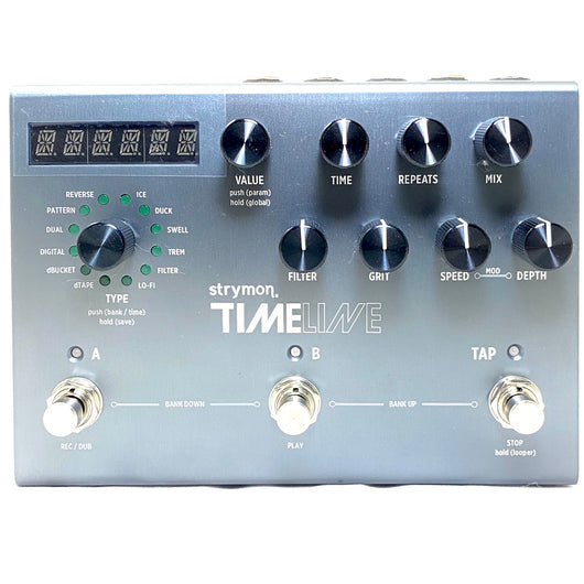 Pre-Owned Strymon Timeline w/Box
