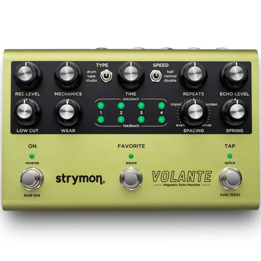Strymon Volante Delay [Available In-Store Only]