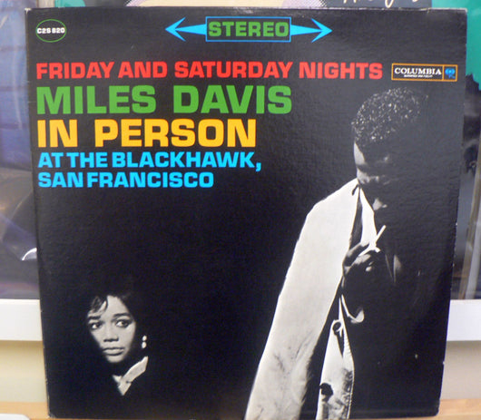 Miles Davis - In Person LP