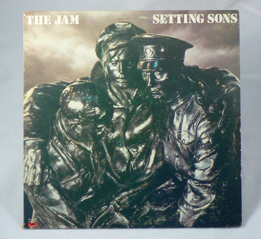 The Jam ‎– Setting Sons LP, 1st Pressing